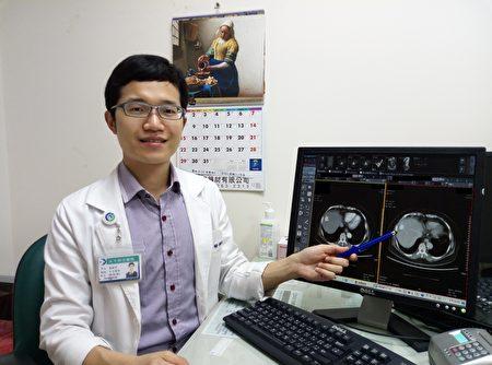 林裕钧医师表示,电烧疗法是治疗肝癌的另一种选择。
