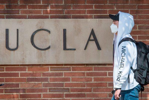 UCLA現首例學生確診 為該校第二例感染