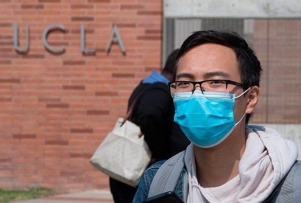 UCLA校长自我隔离
