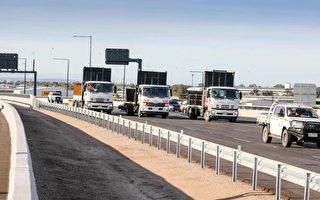 南澳北部連接段公路時速提至110公里
