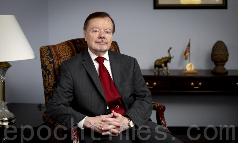 USCIRF委員:中共迫害宗教 威脅全球