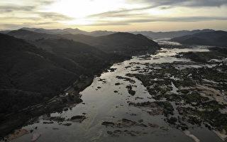 中共建水坝控制湄公河上游 致下游多国干旱