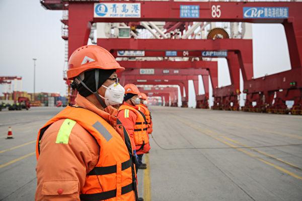 无海外订单 中企再停业 本季出口或跌20%