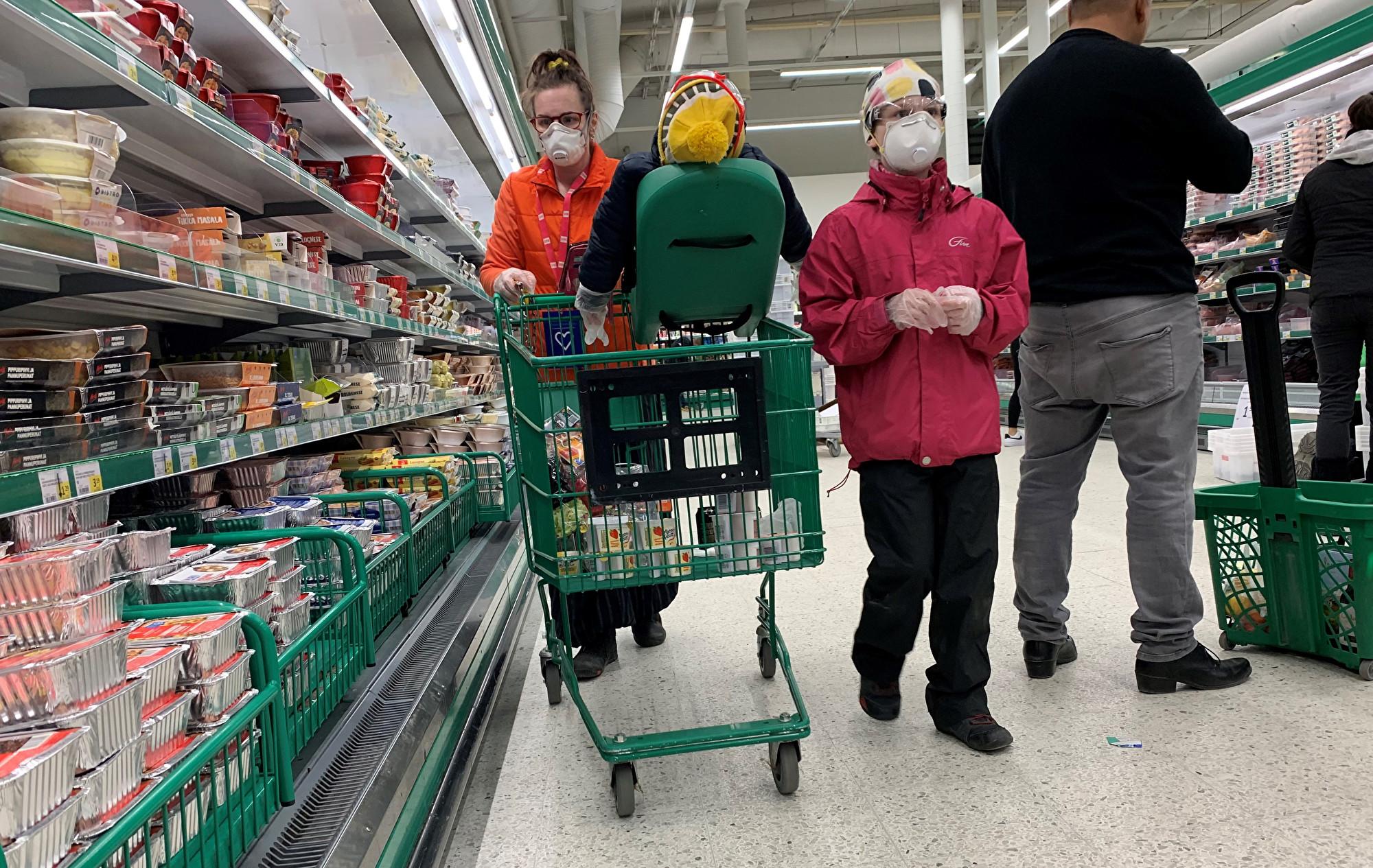 從中國購買兩百萬個口罩 芬蘭:都不合格