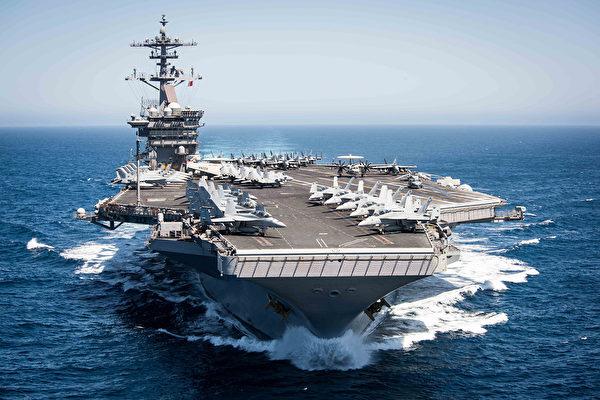"""环时吹嘘中共""""航母杀手""""导弹 美海军回应"""