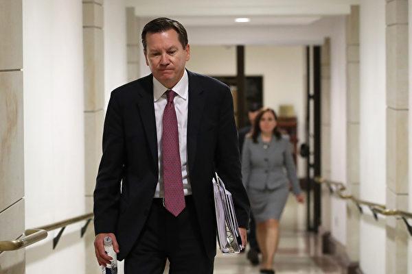特朗普解僱美國情報總監阿特金森