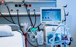 紐約市用呼吸機患者80%不治  醫生嘗試減少使用
