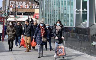 纽约市长鼓励全民戴口罩