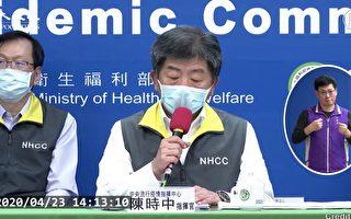 【直播回顾】4.23指挥中心记者会 说明最新疫情