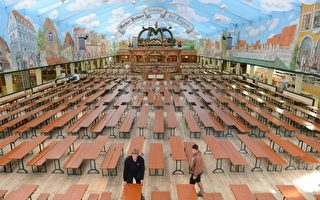 世界最大民俗節停辦 慕尼黑「空草坪」令人心痛
