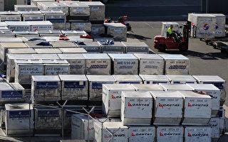 聯邦斥億元扶持出口 200貨運專航運送水產
