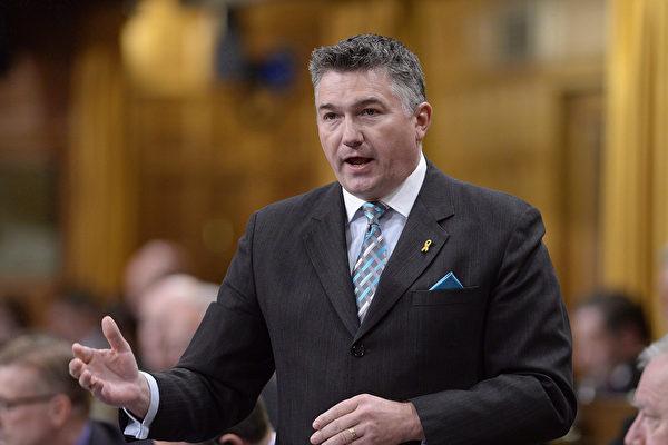 加拿大國會議員:須依法調查和制裁中共