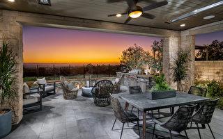 遍布加州橙县的SHEA HOMES创意新屋设计