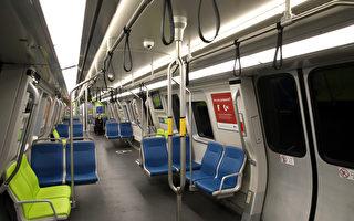 旧金山湾区缓慢重开 公共交通乘客人数不多