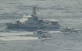 伊朗炮艇若再挑衅 川普下令美军将之摧毁