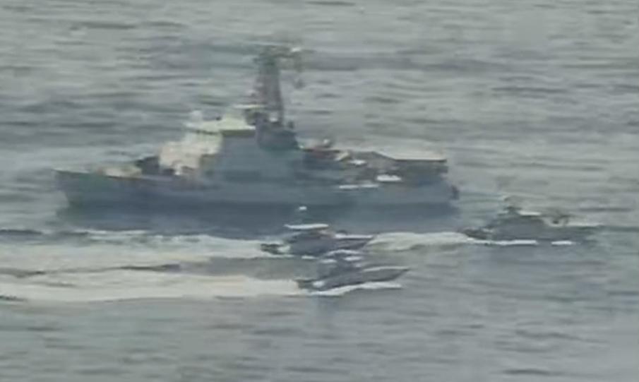 伊朗砲艇若再挑釁 特朗普下令美軍將之摧毀