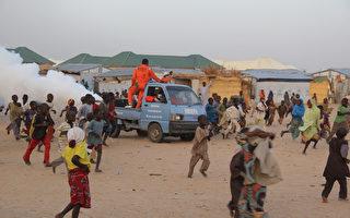 組圖:領導層官員染疫死亡 尼日利亞大封鎖