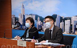 香港新增四宗中共病毒確診個案
