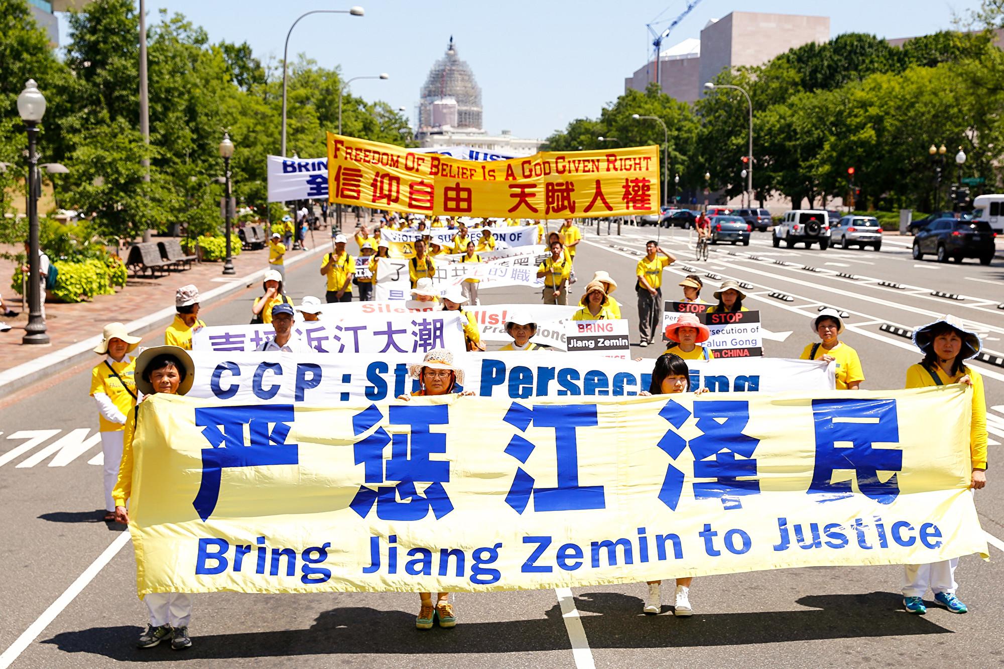 控告江澤民 遼寧農婦遭冤判 女兒被恐嚇致瘋