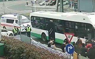 【现场视频】武汉公车现病例 官方否认网民质疑