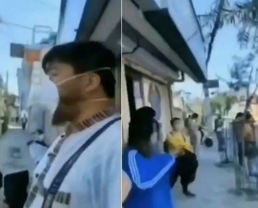 【現場影片】傳尼泊爾華人要回國 中共大使館拒絕