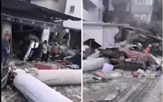 【現場視頻】福州一貨車撞毀民房 致9死8傷