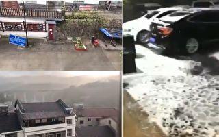 【现场视频】湖北宜昌、四川攀枝花下大冰雹