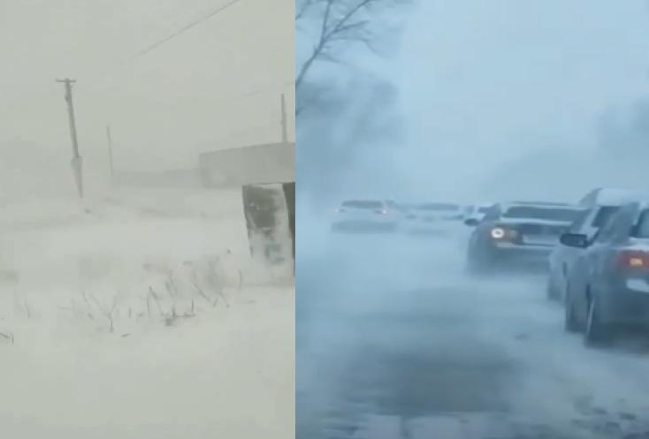 【現場影片】穀雨已過 黑龍江吉林突降大雪