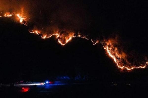 顏丹:五台山起大火與梵蒂岡被病毒攻陷背後