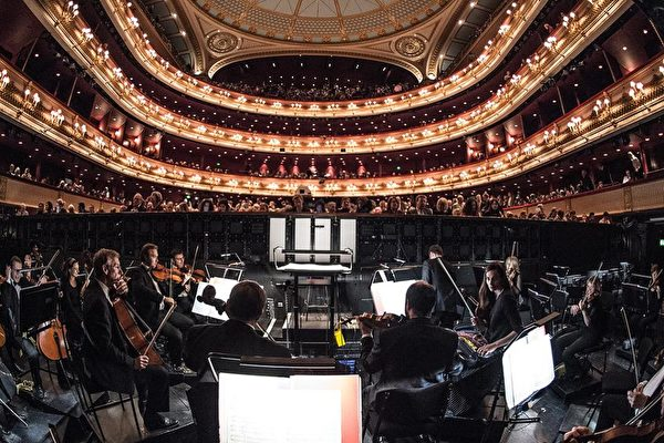 Royal Opera House offers free online content for the culturally curious at home. (The Royal Opera House, London)