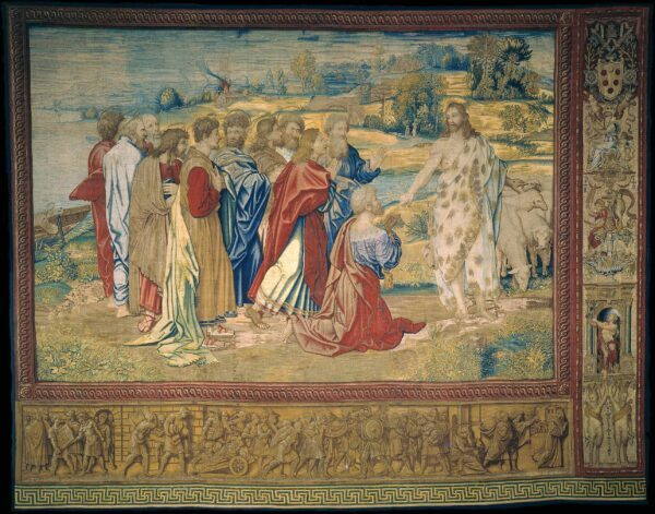 拉斐尔, 《使徒行传》