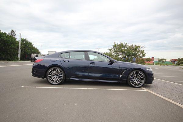 2020款BMW 840i Gran Coupe