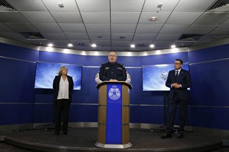 維州警察總長阿什頓(Graham Ashton)