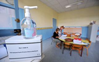 學生返校前 新州公校獲一年「洗手液」保障