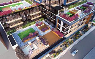 素里將對新公寓項目舉行公聽會