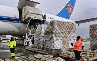 防疫物资靠中国进口 加国两架包机空手而归