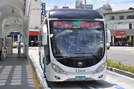 """""""双十公车""""上路后,较大运量主要集中在行经国道或公车专用道的公车路线上。"""