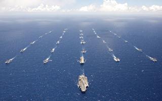 美日法5月联合军演 日媒:牵制中共海洋活动