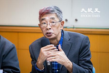 台灣銅鑼灣書店店長林榮基24日表示,台灣應通過「中共代理人法」,否則下一次可能就不是潑漆了,「且下一次也可能不是港人,而是台灣人」。