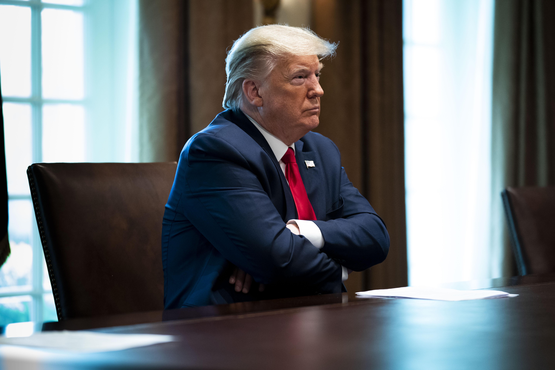 錯報特朗普欠中銀巨債 美媒承認未按事實報道