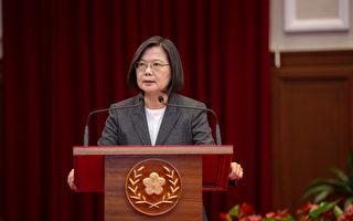 邀譚德塞訪台 蔡英文:感受台灣如何在歧視中走向世界