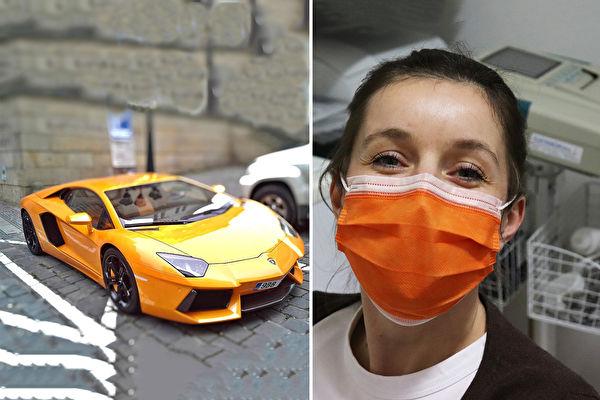 超跑汽車廠跨界製造外科口罩。(Vesna_Pixi, Pixabay/Pxfuel)