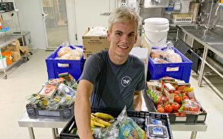 助力一线医护人员 墨尔本大学生免费做餐送餐