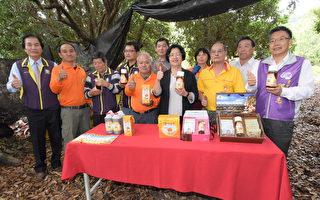 響應「林下經濟」 彰化市農會養蜂產銷班拔頭籌