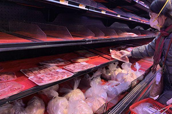 研究发现:美国超市90%以上鸡肉都有白纹