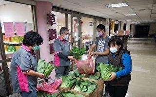 醫療機構認購高麗菜 防疫期間助人又利己