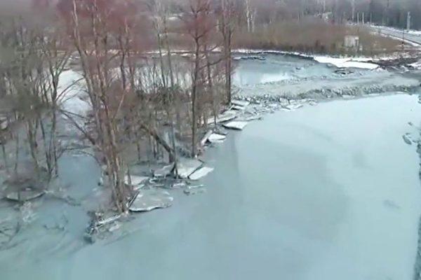 黑龍江鉬礦泄漏污染水源 影響人數或上千萬