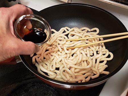 梁廚美食,魚麵