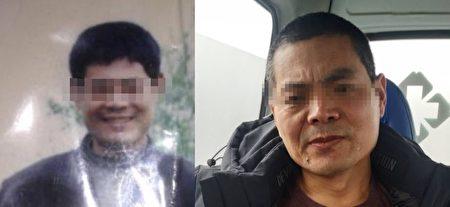 河南商丘市人吴春红改判无罪。图左是入狱前,图右为出狱。(网络图片)