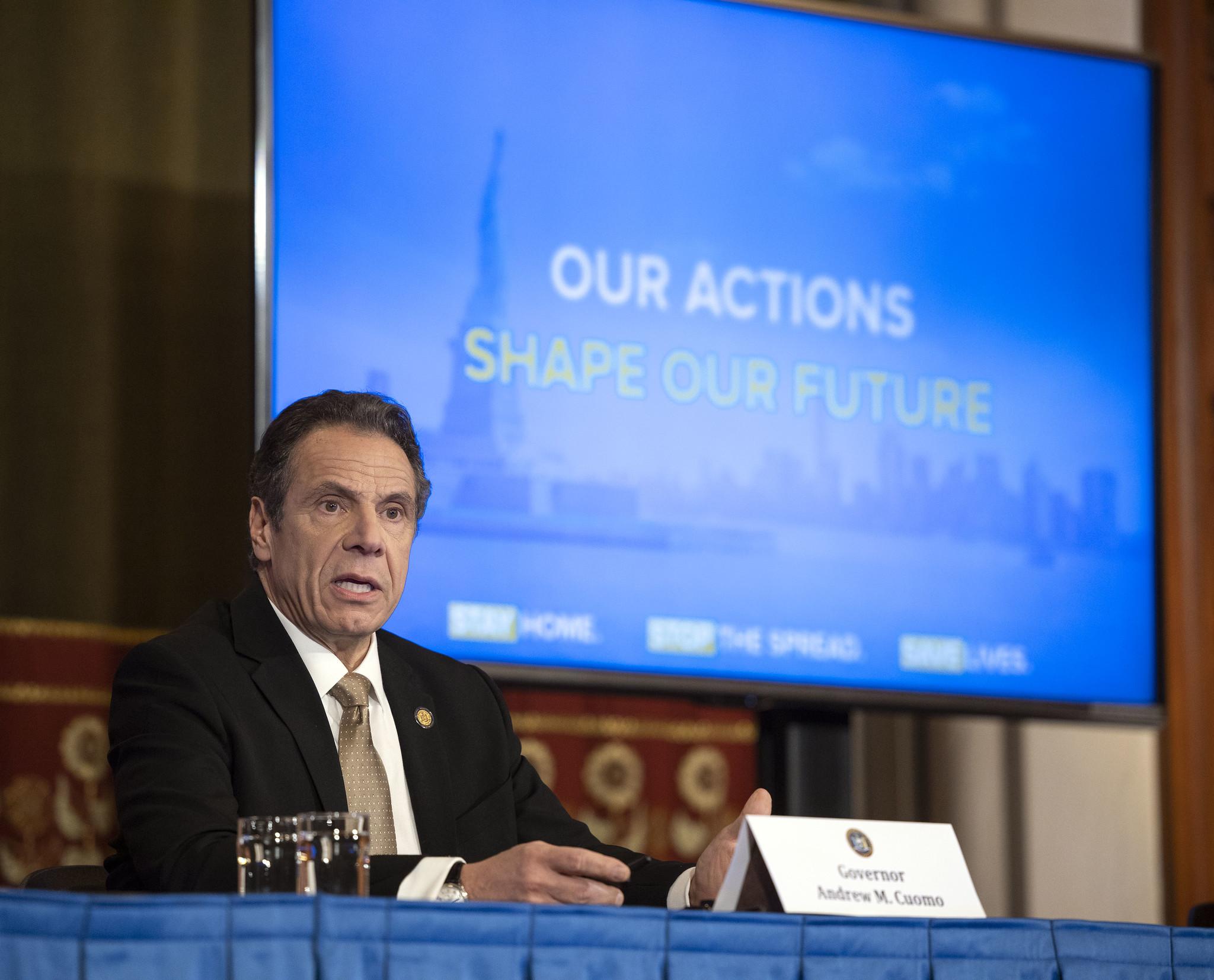 紐約州長:供應鏈必須從中國帶回美國